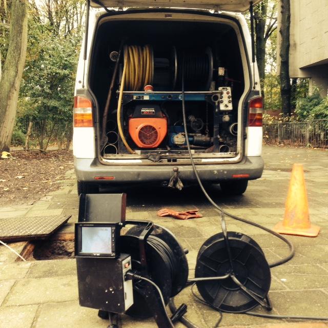 Camera Inspectie Amsterdam